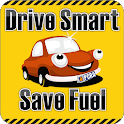 Drive Smart Save Fuel icon
