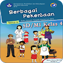 BSE Kur 2013 SD Kelas 4 Tema 4