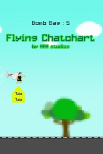 Flying Chat Chart - air jump