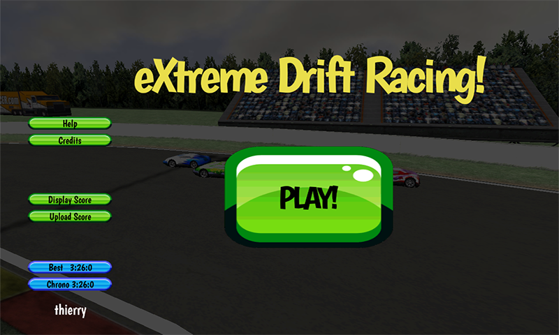 eXtreme Drift Racing- screenshot