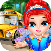 Fairy Princess School Fun Time