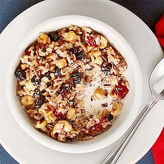 Mahnomin Porridge