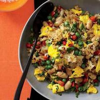 Fragrant Fried Rice Pilaf