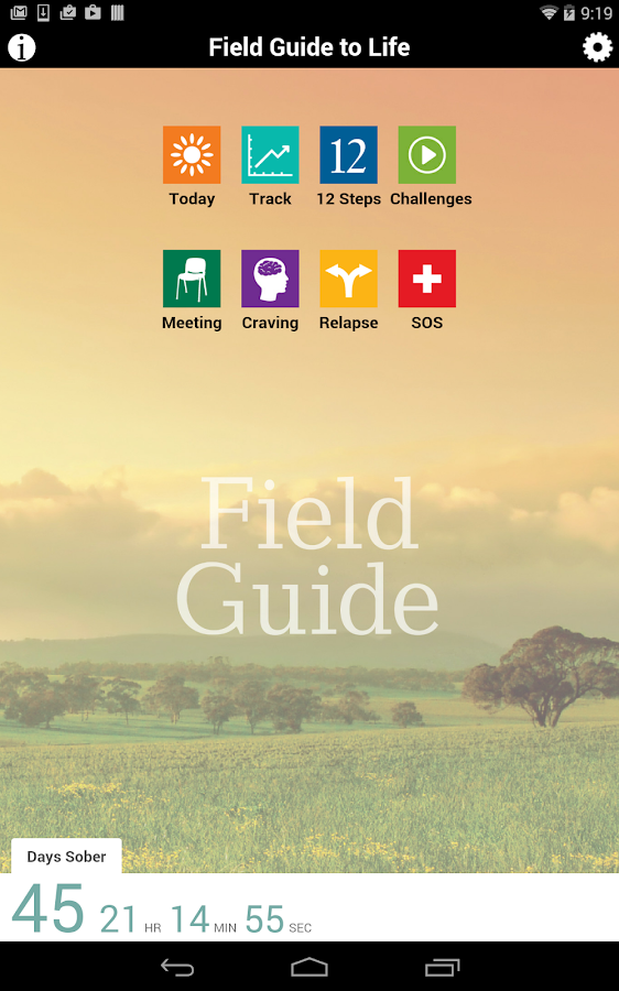 Field Guide to Life Pro- screenshot