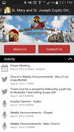 【免費生活App】SMSJ Coptic Church-APP點子