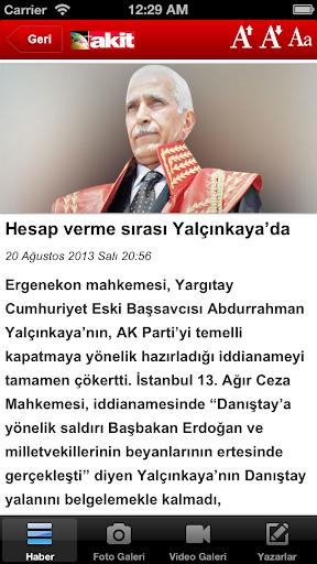 新聞必備APP下載|Yeni Akit 好玩app不花錢|綠色工廠好玩App