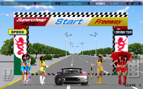 GT Car Driving Race Tour HD