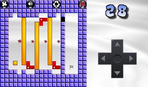 kwirk >>> Hardest Puzzle Game