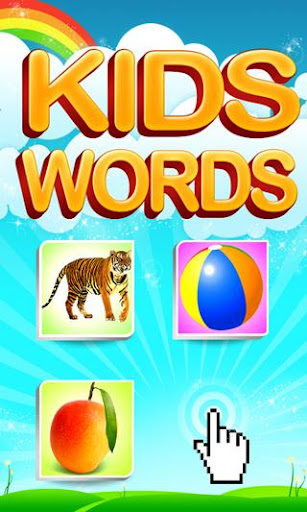 Easy Learning of Words 4 Kids