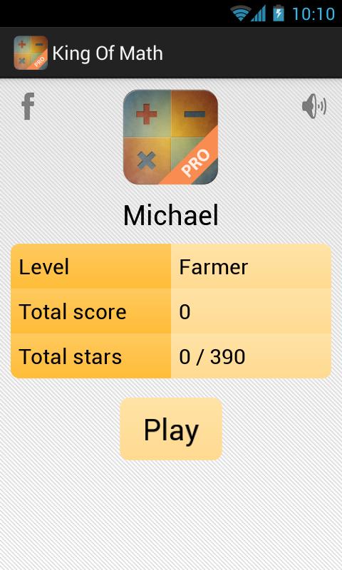 King of Math Pro - screenshot