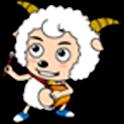 喜羊羊可爱拼图 logo