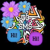 GO SMS THEME - SCS397