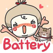 MillyK Battery Widget
