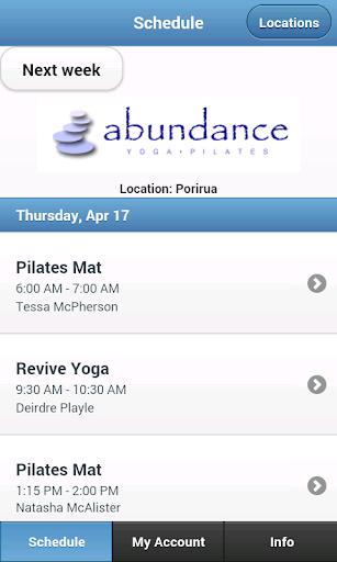 Abundance Yoga and Pilates