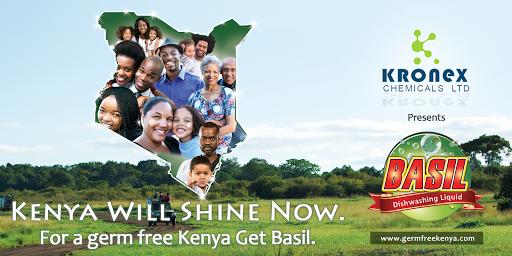 Basil - Germ Free Kenya