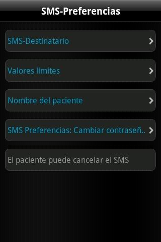 SiDiary Diabetes Management: captura de pantalla