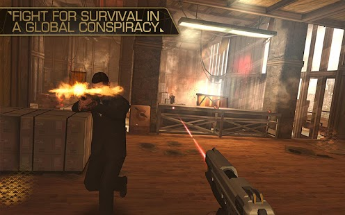 Deus Ex: The Fall Screenshot 18