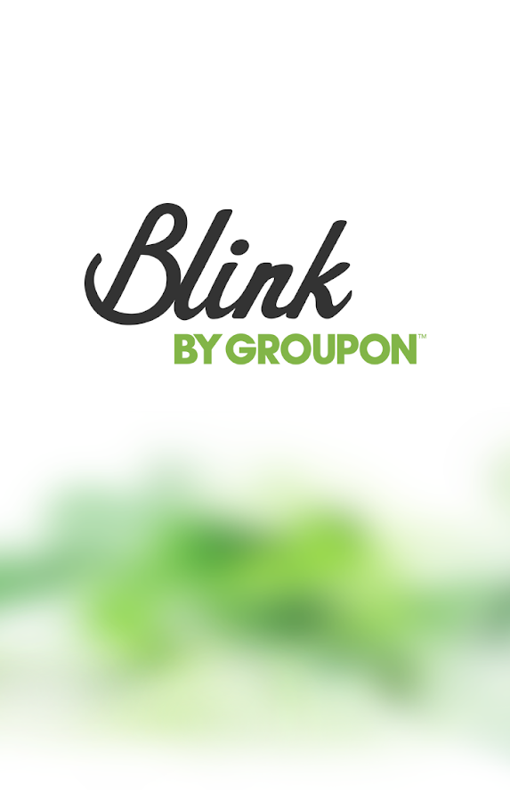 Blink by Groupon - screenshot