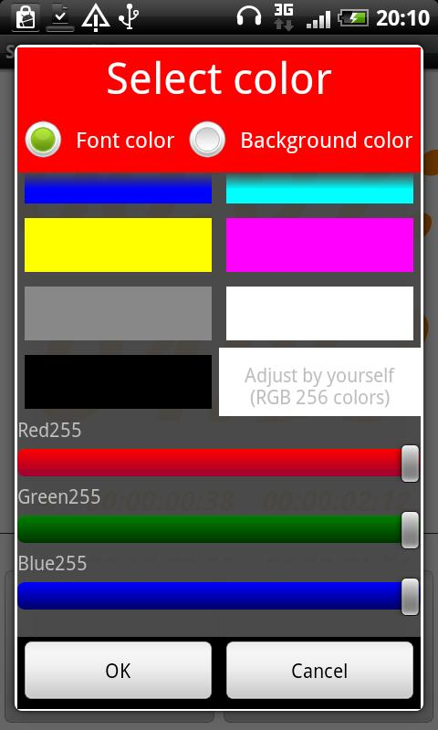 Simple Stopwatch- screenshot