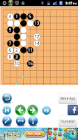 Screenshot of Joseki