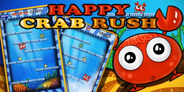 Happy Crab Rush - screenshot thumbnail