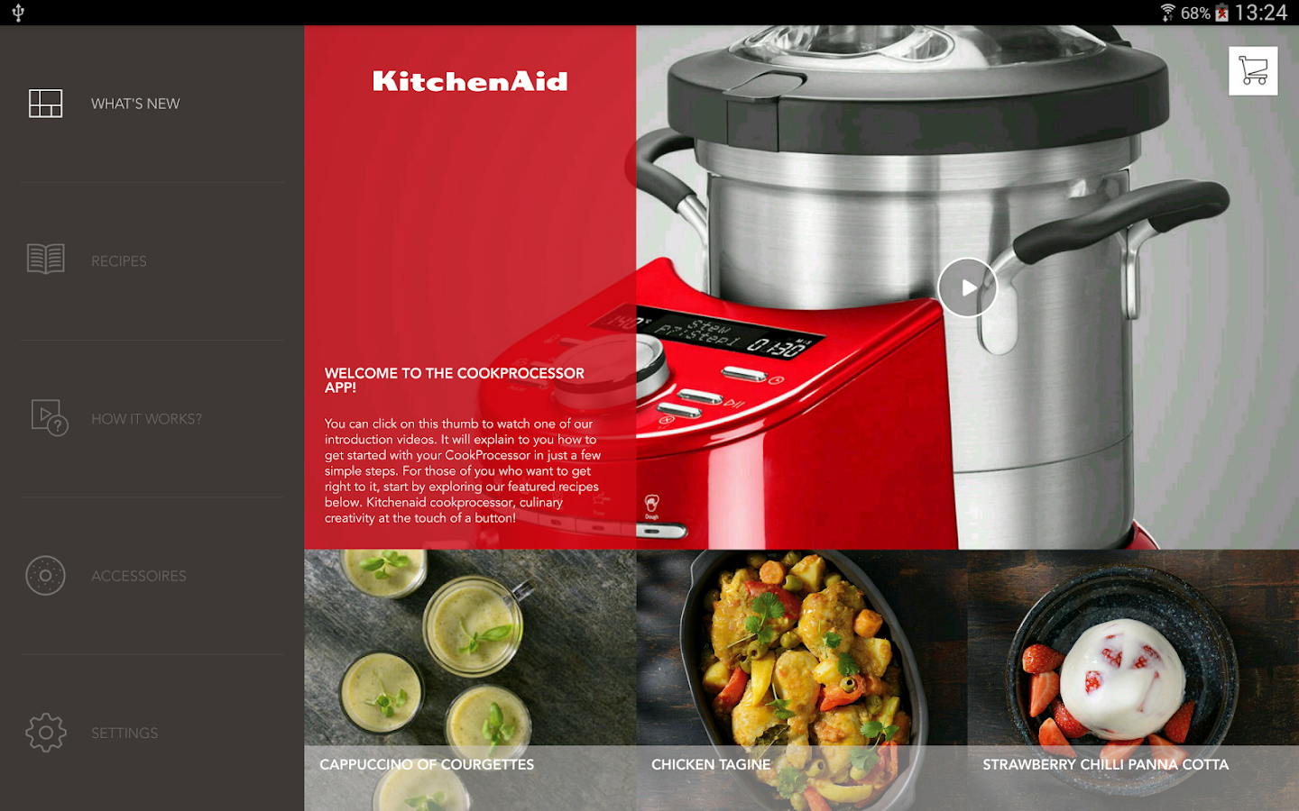 KitchenAid- screenshot