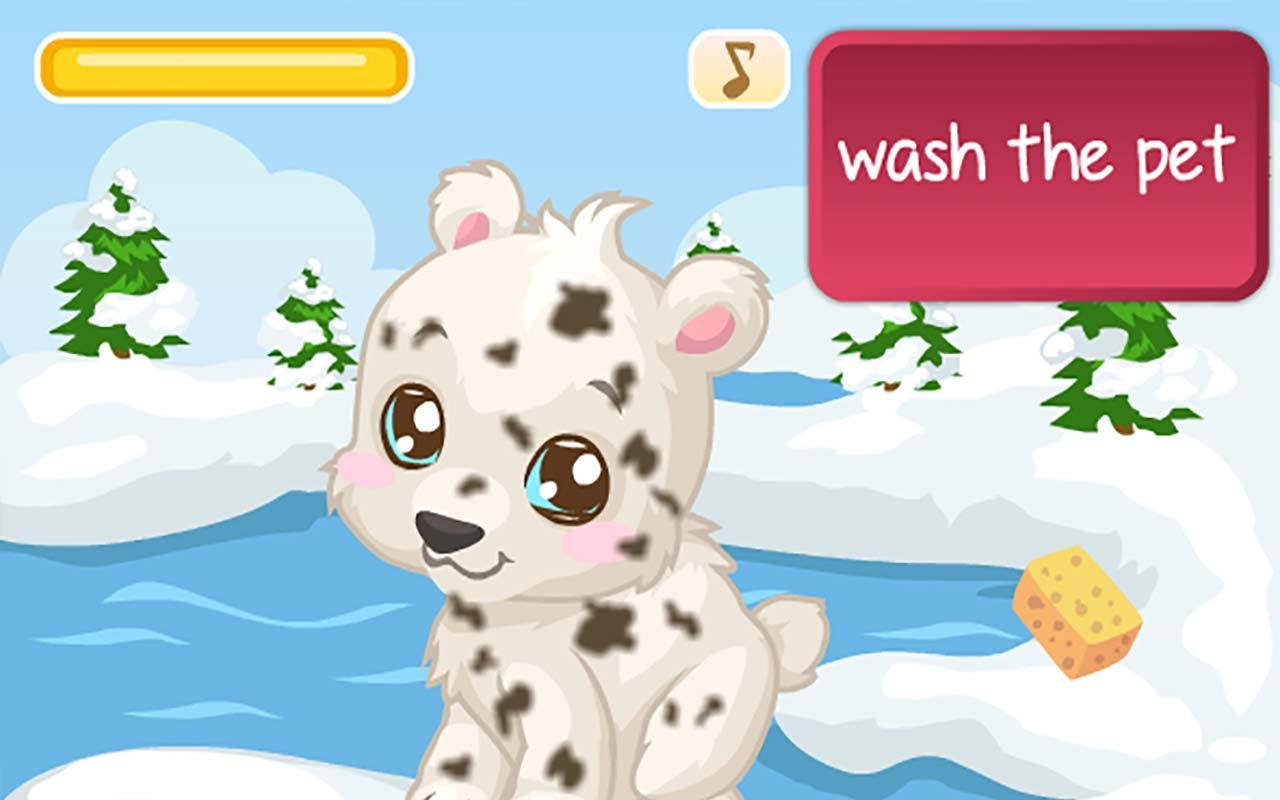 Polar Polar Bear - screenshot