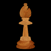 3D Chess Piece Live Wallpaper