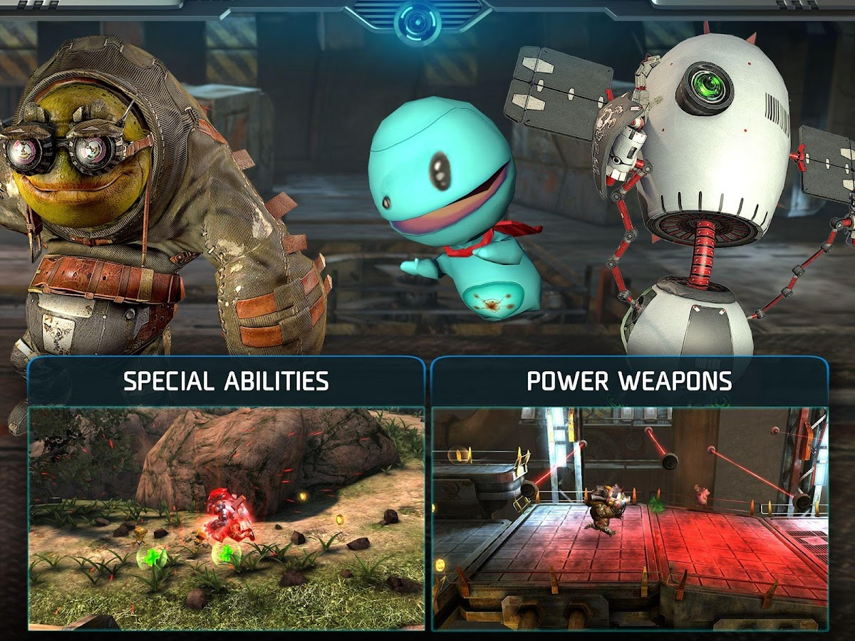 Bounty Arms - screenshot