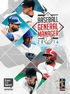 Baseball General Manager 2014
