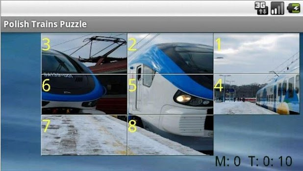 Polish Trains Puzzle