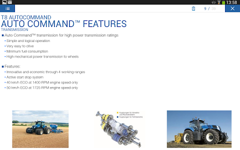 New Holland STST 3.0 screenshot 3
