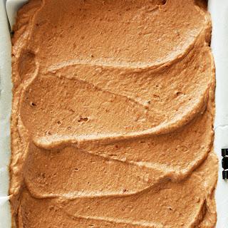 No Churn Vegan Chocolate Ice Cream.