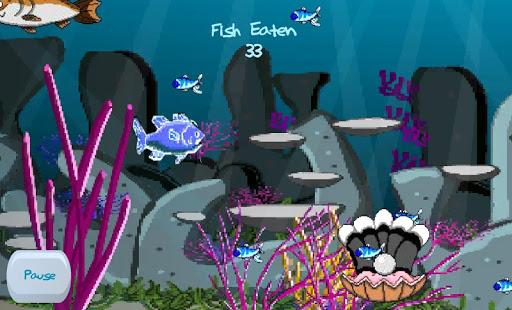 Swimmin' Fishy