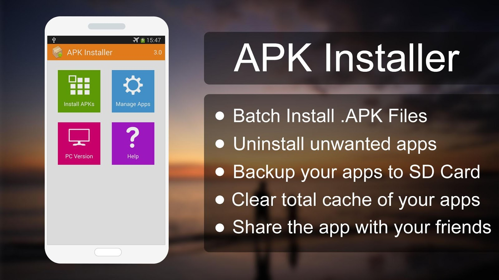 APK Installer - screenshot