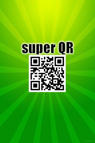 Super QR and Barcode Reader