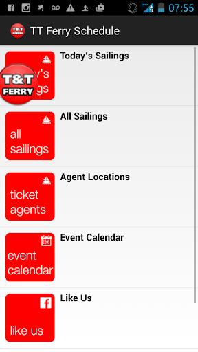 Trinidad Tobago Ferry Sailings