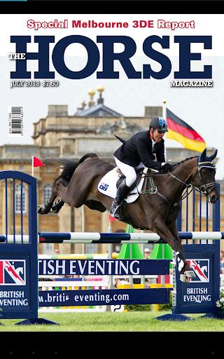 The Horse Magazine