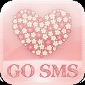 FlowerLove Theme GO SMS logo