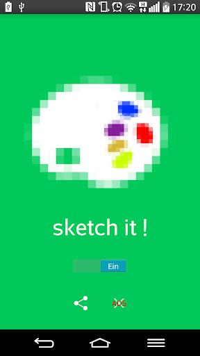 玩免費工具APP|下載Sketch It for Whats App Free app不用錢|硬是要APP
