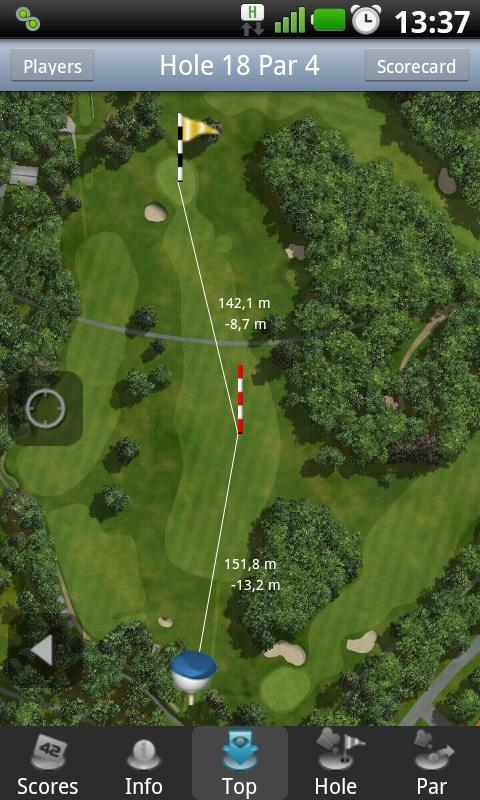 Kronberg Golf- screenshot