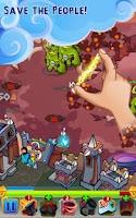 Screenshot of Zeus Defense