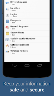 1Password - screenshot thumbnail