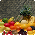 Falling Fruits HD LWP logo