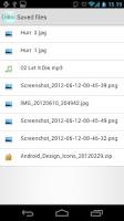 Screenshot of Explorer for OneDrive