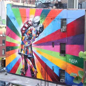 High Line Park NY by Bharath Iyer - City,  Street & Park  Street Scenes