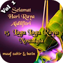 Nostalgia Lagu Raya - Vol 1 icon