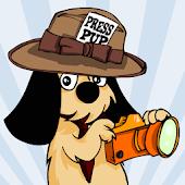 Press Pup get the camera back!