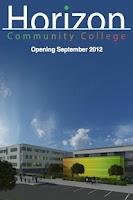 Screenshot of Horizon Community College