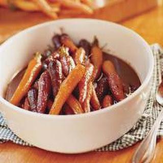 Root Beer Carrots.